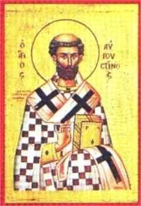 St. Augustine Icon