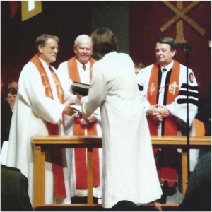 Lisa ordination